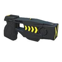 stun gun 3d max
