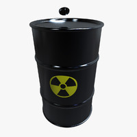 maya barrel radioactive