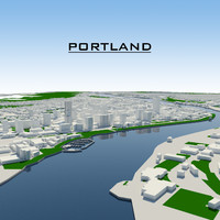 3d portland oregon usa