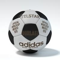 3d blender soccerball 1970 telstart