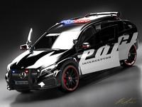 police patrol gla max