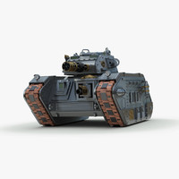 max steampunk concept tank