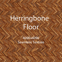 Herringbone Floor Seamless Texture