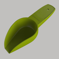 tupperware scoop 3d 3ds
