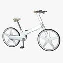 folding bicycle 3D models