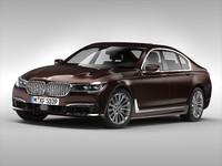 BMW 7 Series G11 (2016)