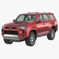 toyota 4runner 2015 3d 3ds