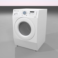 c4d washer dryer