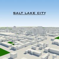 salt lake city cityscape max