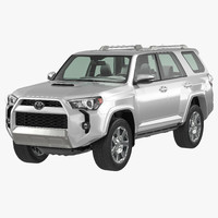 3ds toyota 4runner 2015 simple