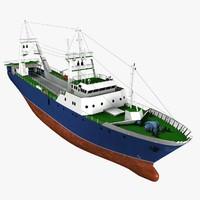 Stern Trawler