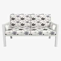 maya sofa realistic
