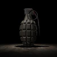 obj hand grenade 4k -