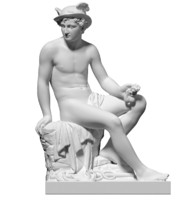 Statue of Mercury