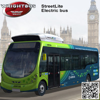 wrightbus streetlite arriva electric 3d model