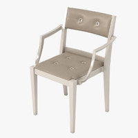 3d model dedon play chair philippe