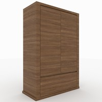 maya teia modeled sideboard