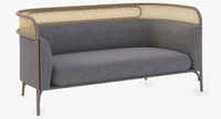 gamfratesi targa sofa 3d model
