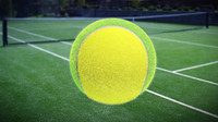 cinema4d tennis ball