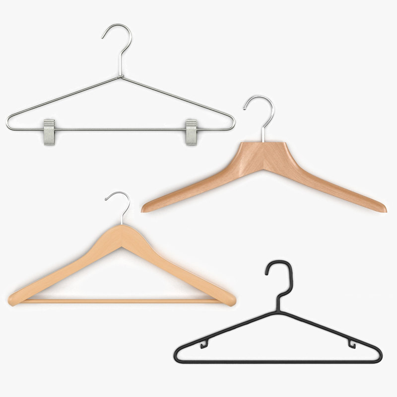 Clothes Hangers_Collection 3d models 00.jpg