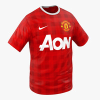 shirt manchester united 3ds