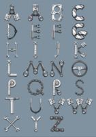 car parts alphabet