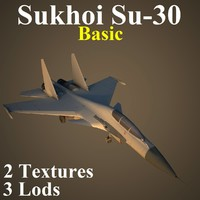 3ds max sukhoi basic