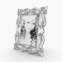3d max photo frame