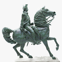 Washington Equestrian Statue