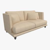 3d nube italia sofa