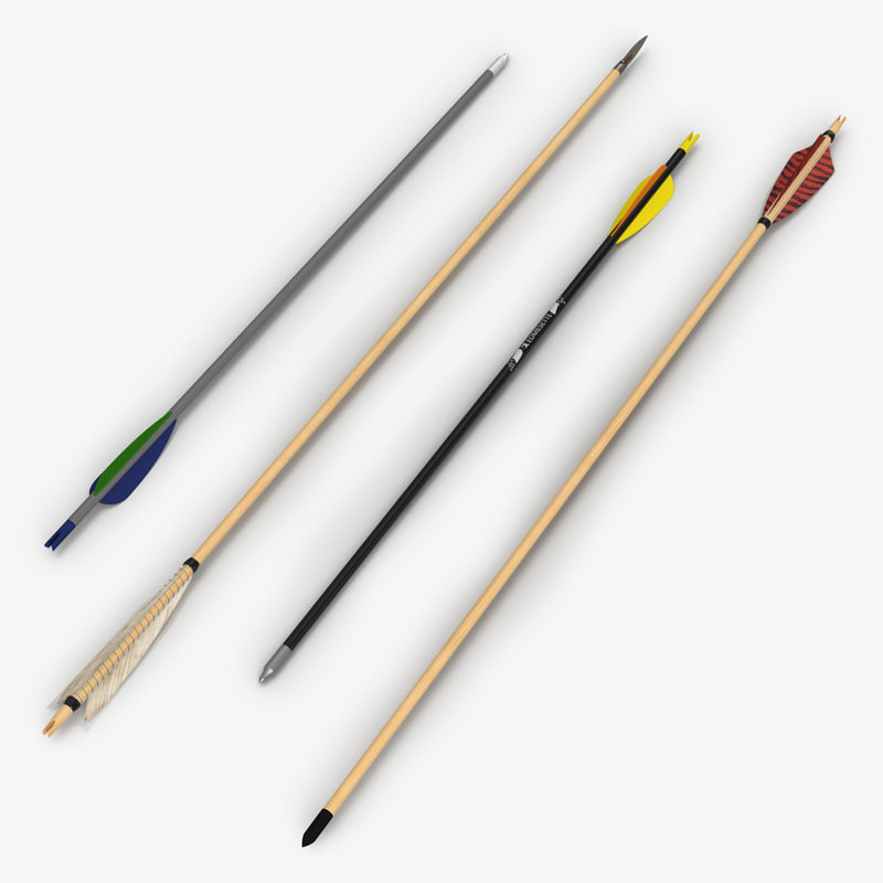 Arrows Collection 3d models 00.jpg