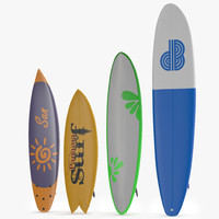 Surfboards Collection