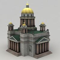 cathedral isaac max