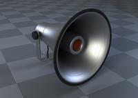 maya loud speaker