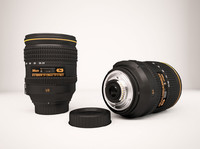 Nikon lens 24-140 mm