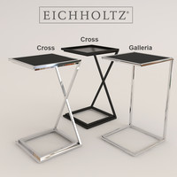3d cross model