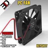 3dsmax pc fan
