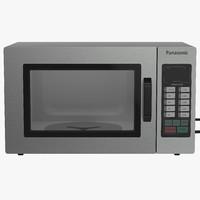 c4d microwave oven panasonic