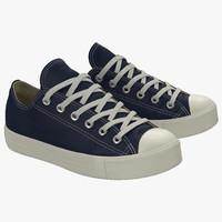 3d model sneakers 2 generic