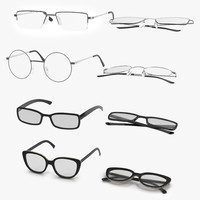 3ds max glasses 3