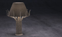 3d elvanos lamp 2015 model