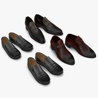 3dsmax man shoes 2
