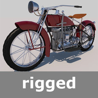 ace motor motorcycle 1924 dxf