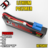 lithium polymer max