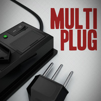 multiplug switzerland brazil 3d model