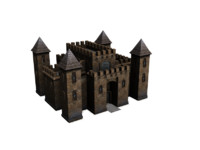 maya castle