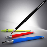 adel clutch mechanical pencil 3d model