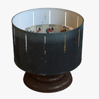 zoetrope toy 3d model