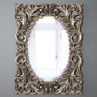 mirror schuller 309912 3d max