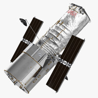 satellite 3D models